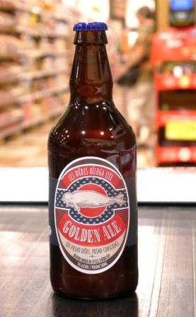 Bière Beluga : Golden Ale