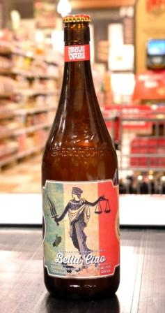 Trou du Diable Bière Bella Ciao