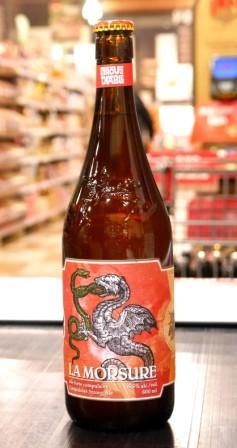 Trou du Diable Bière La morsure