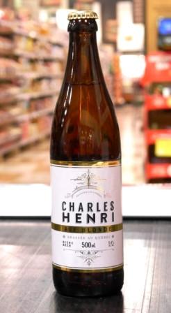 Bière Charles Henri Blonde