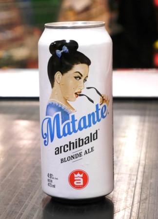 Bière Matante