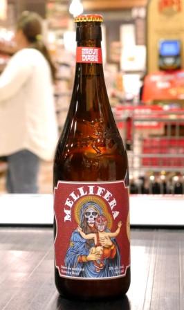 Trou du Diable Bière Mellifera