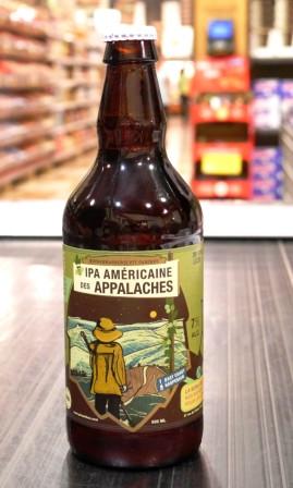 L'IPA américaine des Appalaches