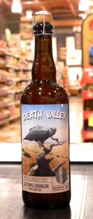 Les brasseurs RJ. Bière : Death Valley