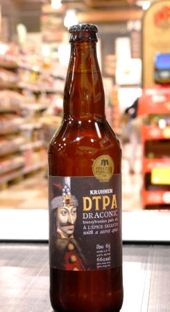 Kruhnen Bière : Draconic Transylvanian pale ale