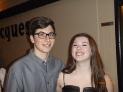 William et Gabrielle