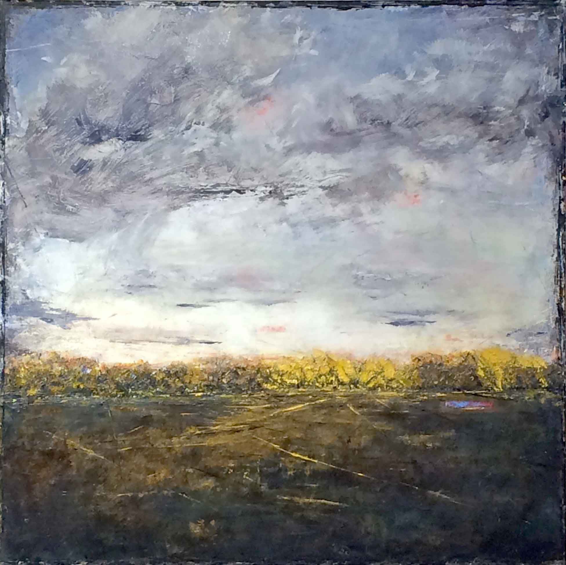 Bosque Skies 36x36 (Spain)