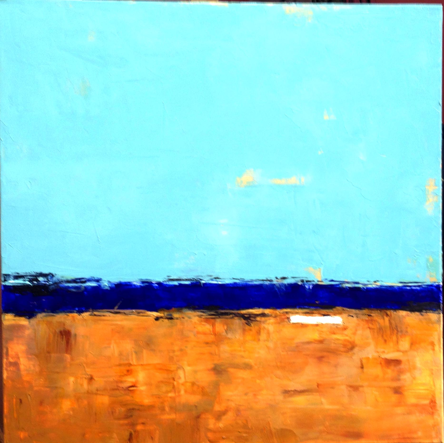 Abiquiu Float 24x24