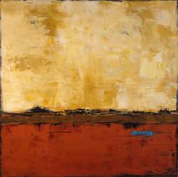 Tierra Amarilla 24x24 (sold)