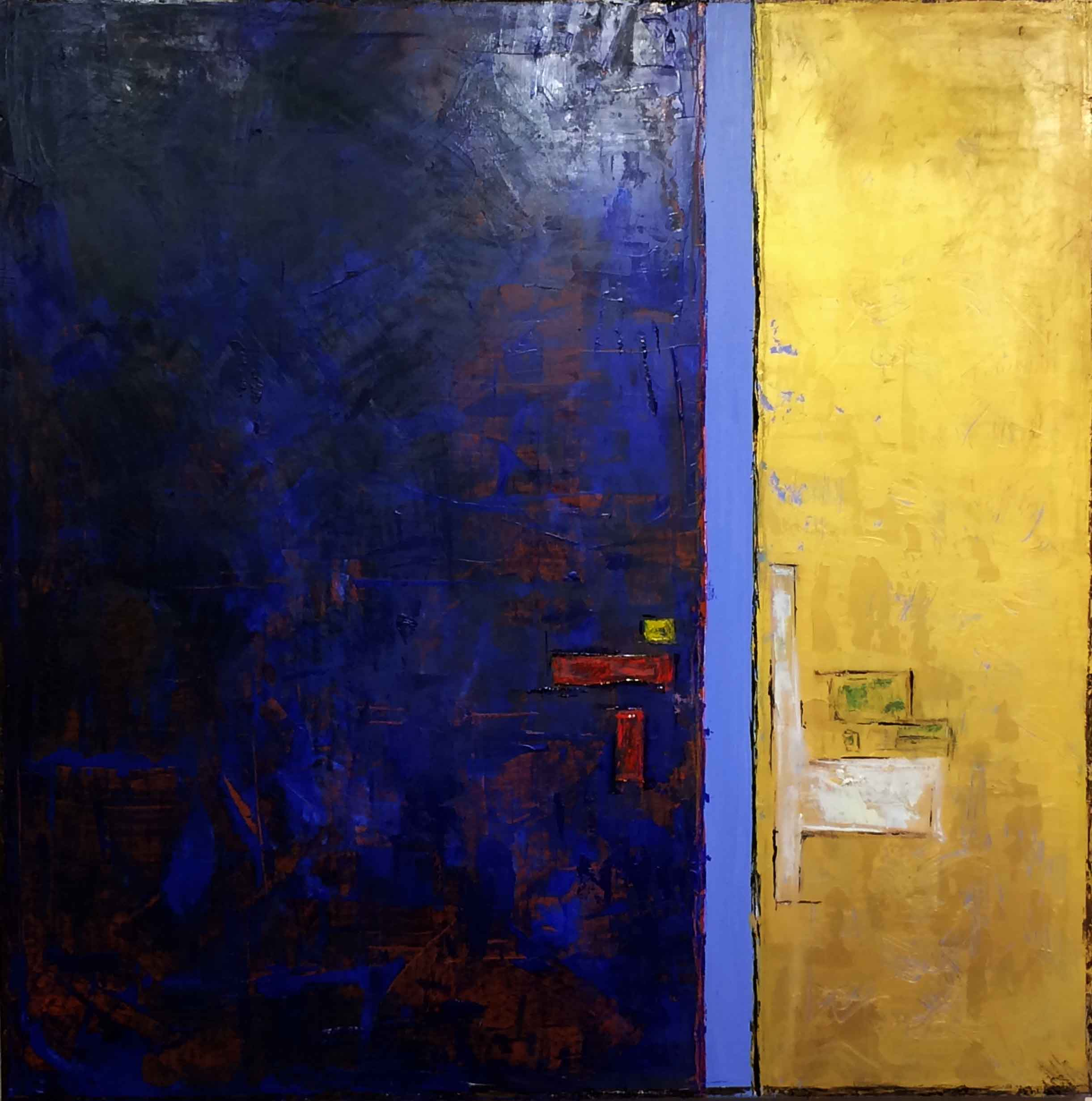 Consciousness 48x48 (Sold to Madison