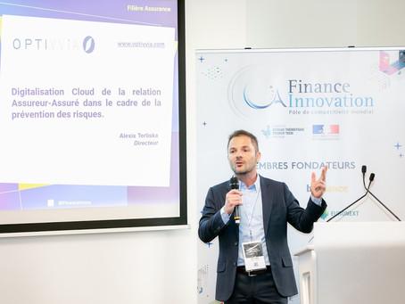 La start-up Optivvia labellisée par le Pôle Finance Innovation