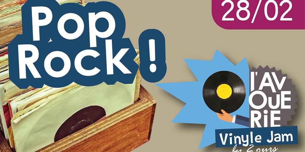 POP ROCK ! / Vinyles JAM by Deux Ours en balade
