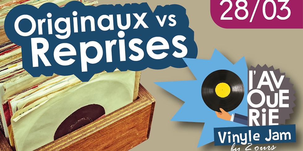 100% EN FRANCAIS DANS LE TEXTE / Vinyles JAM by Deux Ours en balade