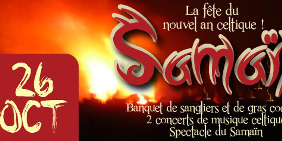 Samain - Nouvel An celtique
