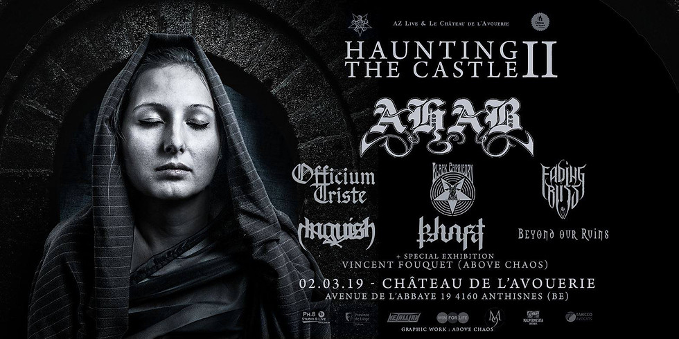 Haunting The Castle 2 by AZ Live