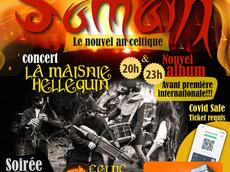 30/10 Samaïn // Le nouvel an celtique