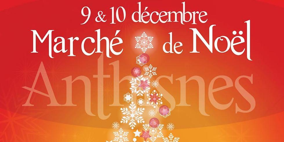 Le Marché de Noël du Château de l'Avouerie d'Anthisnes