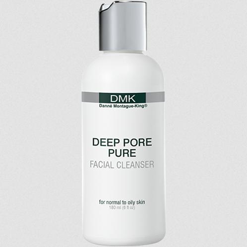 Deep Pore Pure Facial Cleanser