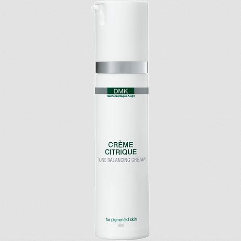 Crème Citrique Tone Balancing Cream
