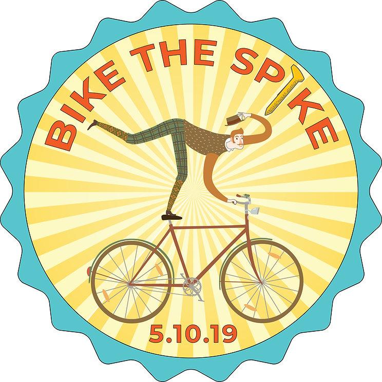 Bike the Spike logo black outlines.jpg