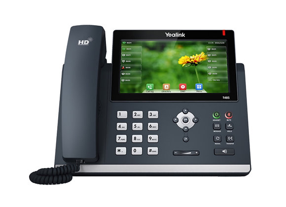 Yealink T48S Specifications