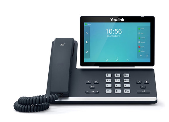Yealink T58A Specifications
