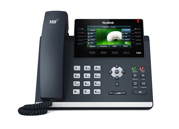 Yealink T46S Specifications