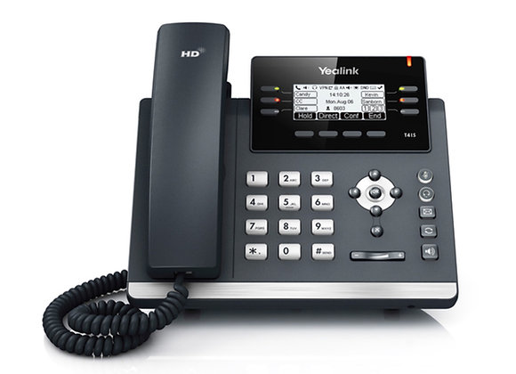 Yealink T41S Specifications