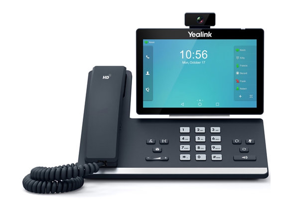 Yealink T58V Specifications