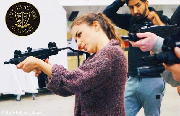 'Gunrush' 2019 - British Action Academy