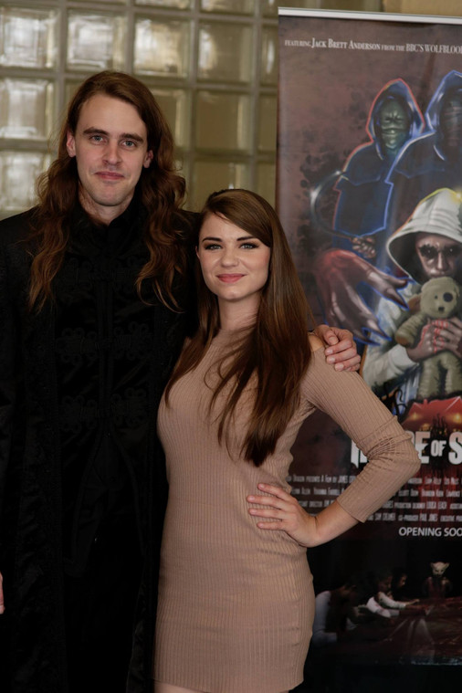 Hazel Young with James Crow 2017