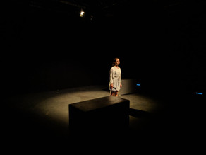 Hazel Young stars in 'Lungs' by Duncan Macmillan