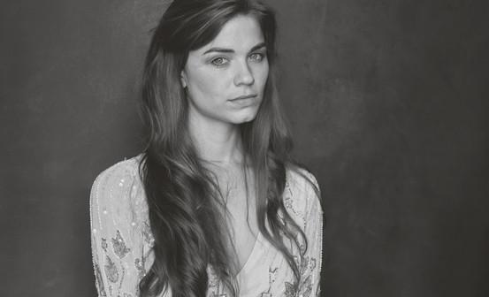 Hazel Young by Kim Hardy