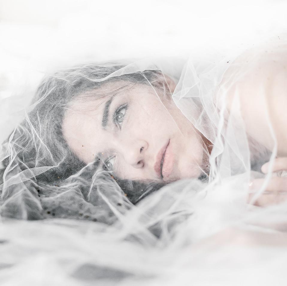 Hazel Young - Delphine de Syon