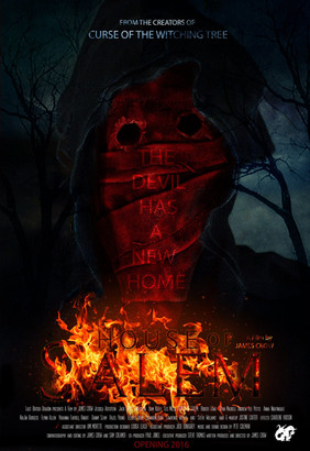 Promotional Poster for 'House of Salem'