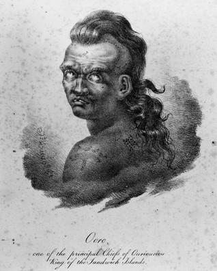 Hawaiian Chief Tattoos