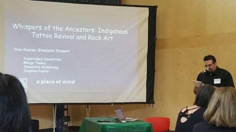 Nlaka'pamux Rock Art Conference