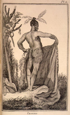 Maori Men's Shorts Tattoo