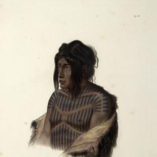 Cree Men's Body Tattoo