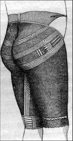 Pe'a Samoan man