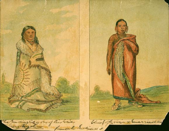 Ponca Indian Tattoo