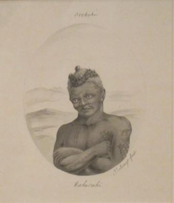 Example of Hawaiian Tattoos