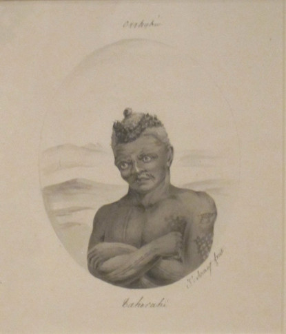 Example of Hawaiian Tattoos