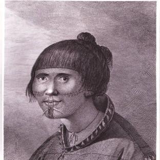 A Woman of Oonalashka [Unalaska]