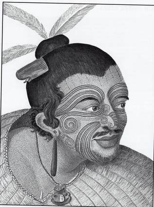 Maori Ta Moko