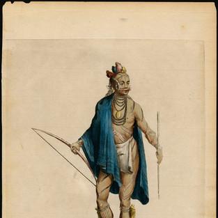 Ottawa Indian Tattoo