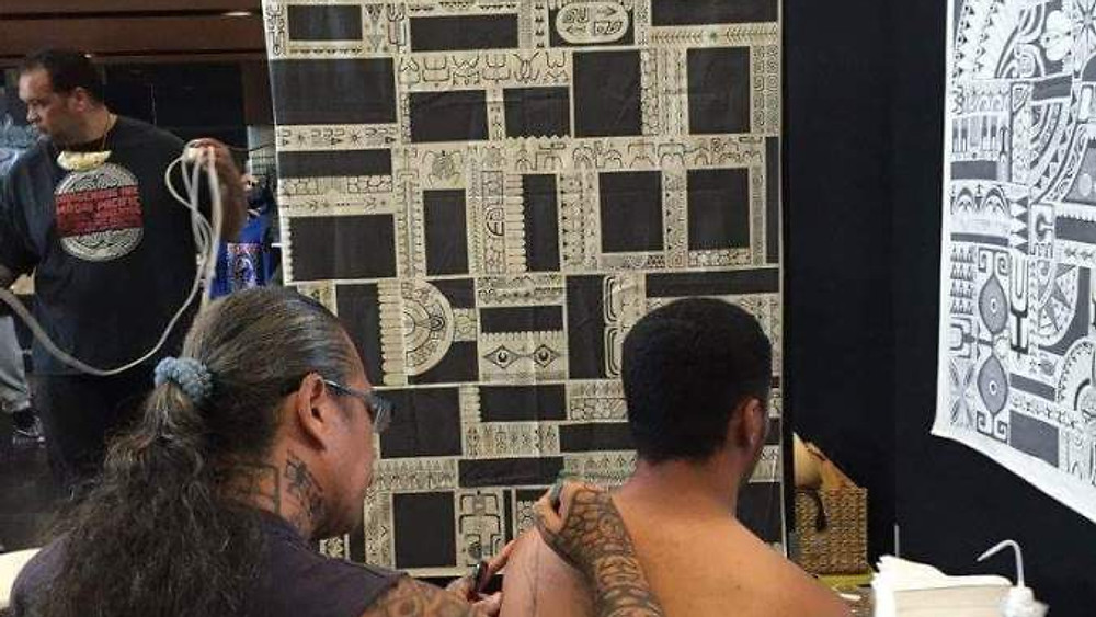 Tihoti Tahiti Tattoo