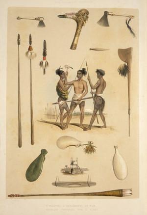 Maori Warriors with Ta Moko