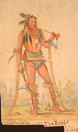 Winnebago Native American Tattoos