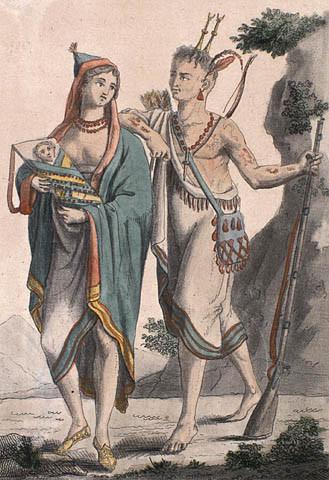 Iroquois Arm Tattoo